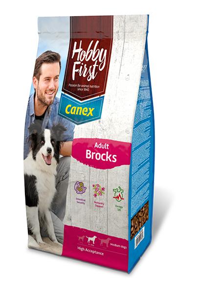 HobbyFirst Canex Adult Brocks 3 kg