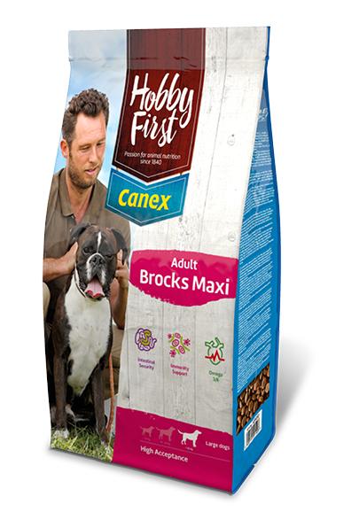 HobbyFirst Canex Adult Brocks Maxi 12 kg