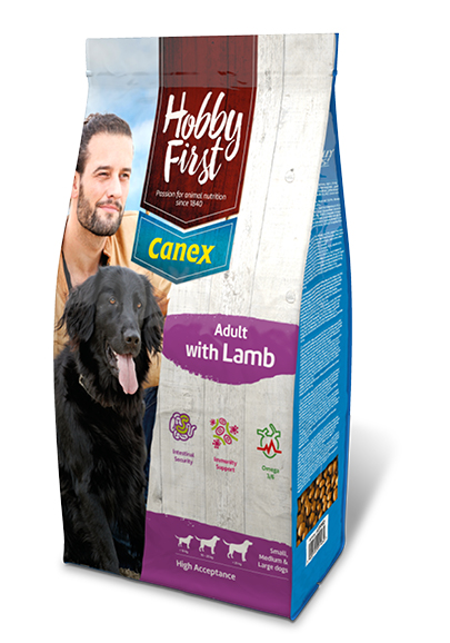 HobbyFirst Canex Adult with Lam 3 kg