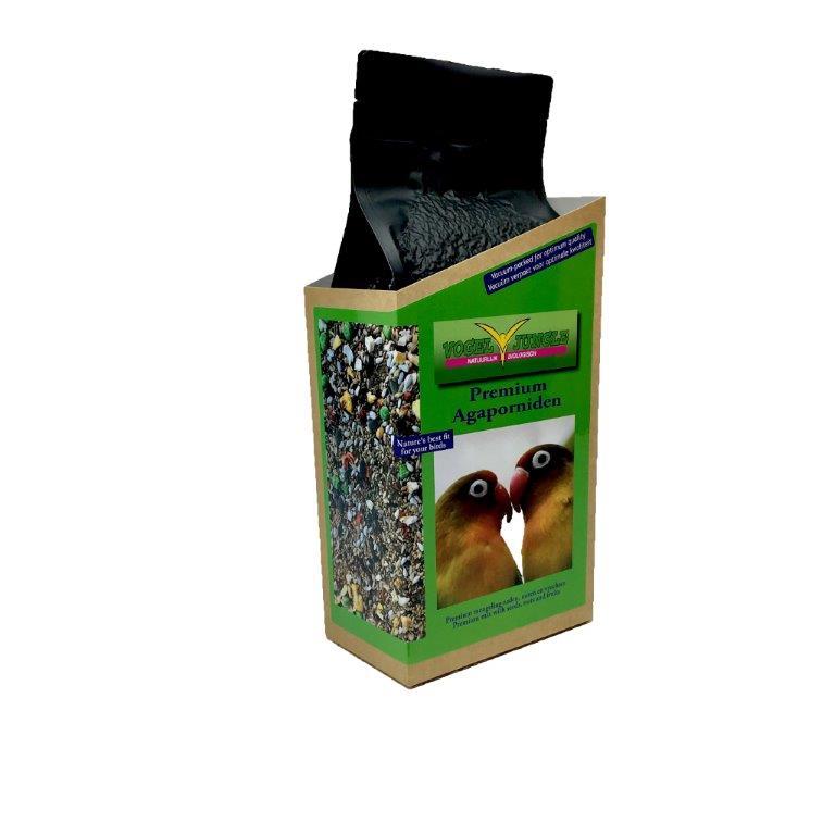 Premium Love bird (agapornis) 1,5 kg VJ