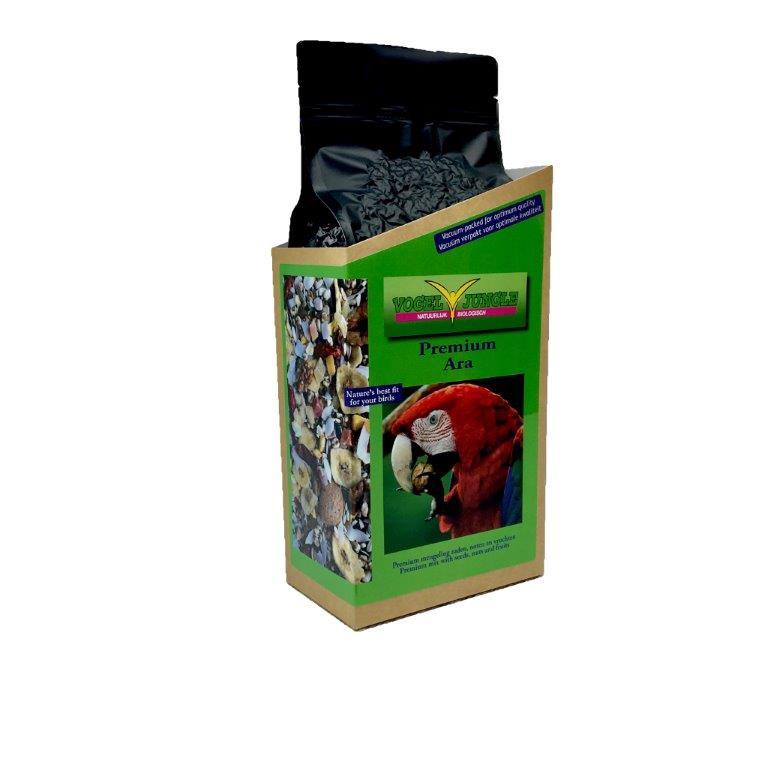 Premium Macaw (guacamayos) 1,5 kg VJ