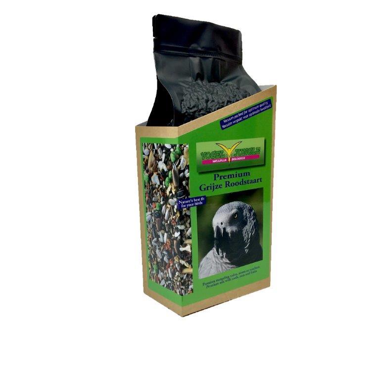 Premium African Grey (loro gris, yaco) 1,5 kg VJ