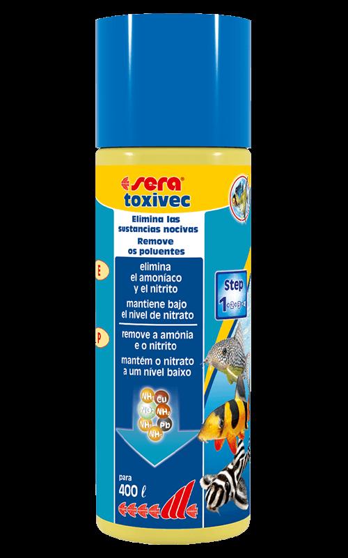 SERA Toxivec 100ml (elimina sustancias nocivas)