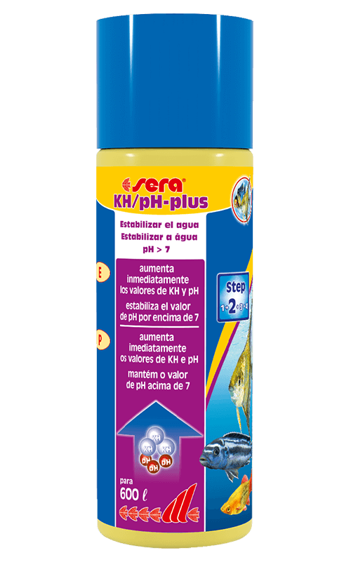 SERA KH/pH-plus 100ml (aumentar los valores de KH/pH)